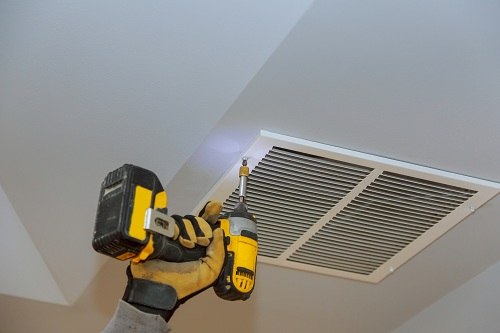 Les intérêts d'installer une grille de ventilation